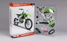 Kawasaki KX 450f Die-cast Metal Model Motorbike Kit by Maisto Scale 1 12