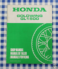 BB 67MN530Z Manual De Taller Honda Goldwing GL 1500 K impresión 88