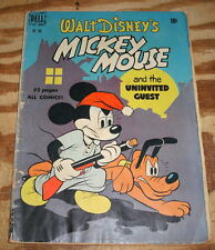 Mickey Mouse #286 comic book good 2.0