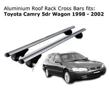 Aluminium Roof Rack Cross Bars 4 Toyota Camry Vienta with existing rails 98-02