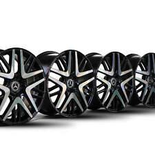 4x Mercedes Benz 20 inch velgen S-Klasse W221 CL W216 C216 lichtmetalen velgen