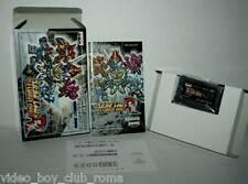 SUPER ROBOT WARS R TAISEN GIOCO USATO GAMEBOY ADVANCE EDIZIONE GIAPPONESE 37225