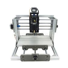 Mini DIY CNC 2417 Mill Router Kit Desktop Metal Engraver PCB Milling Machine