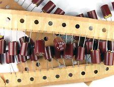 10 pcs. 10uF 40V ROE Roederstein EKU Bipolar capacitor. Used in NAIM AUDIO