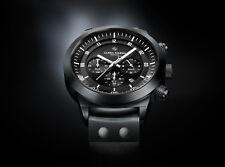 Alpha Sierra montre pour homme noire neuve (modèle : Defcon)