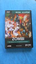 DVD ZOMBI EL ENIGMA DE LOS MUERTOS VIVIENTES