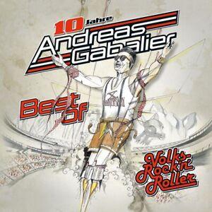 ANDREAS GABALIER - Best Of Volks-Rock'n'Roller, 1 Audio-CD