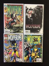 4 Issue Lot - Wolverine 77, 82, 85, 94 X-Men