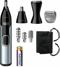 Philips Norelco - Nose Trimmer - Black/Silver