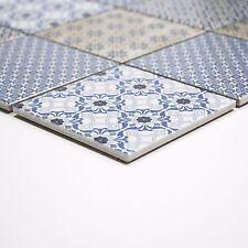 Patchwork Mosaik Classico für Küche Bad WC Sauna dusche pro Bogen