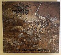 Darkthrone - The Underground Resistance CD 2013 Peaceville Records – CDVILEF