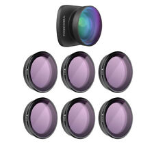 Freewell 6-pack All Day 4K Series Filters for Osmo Pocket + Wide Angle Lens