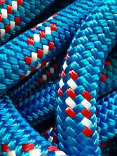 "1"" - 1 inch x 100 Double Braid~Yacht Braid Polyester Rope.Made in the USA."