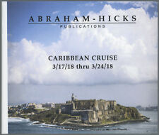 Abraham-Hicks Esther 10 CD Caribbean Cruise 2018 - NEW