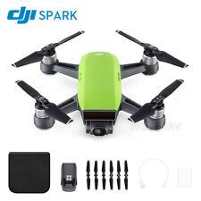 Original DJI Spark Meadow Green Quadcopter Drone - 12MP 1080p Video