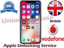 FACTORY UNLOCK IPHONE SE VODAFONE UK FAST SERVICE CLEAN IMEI