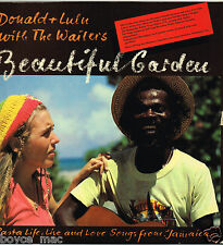 third world sound LP : DONALD & LULU with the WAILERS-beautiful garden   (hear)