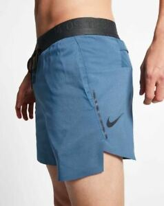 NIKE TECH PACK SHORTS 5'' XL NEW WITH TAGS RUNNING GYM WORKOUT SPA SHORTS PANTS