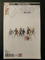 X-MEN Blue #20 (2018 MARVEL Comics) ~ VF/NM Book