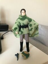 Vintage Star Wars ROTJ Princess Leia Endor Poncho Kenner Action Figure LFL 1984