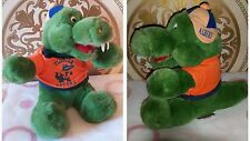 1987 ALBERT THE FLORIDA GATOR MASCOTTE PLUSH - Memorial Baseball Football Basket