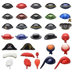 Playmobil Sailor Guard Pirates Soldiers Merchants Hat
