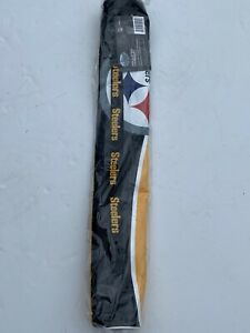 NFL Pittsburgh Steelers Insulated Can Shaft - 6pack Cooler