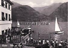 LOVERE: Vele sul Lago    1954