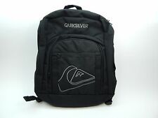 QuikSilver New deal Black BackPack style 7153040302