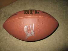 Green Bay Packers STERLING SHARPE Signed NFL Football