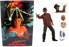 "Neca Nightmare On Elm Street 30Th Anniversary Ultimate Freddy 7"" Action Figure"