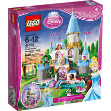 NEW SEALED LEGO Disney Princess Cinderella's Romantic Castle 41055 NIB