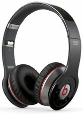 OEM Beats by Dr. Dre Solo HD On-Ear Wired Headphones w/ Control Talk - Black