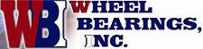 Wheel Bearing and Hub Assembly Rear,Front Wheel Bearings Inc 521000 USA SET OF 2