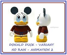 "DISNEY VINYLMATION 3"" ★ DONALD DUCK ★ VARIANT - NO RAIN  ★ ANIMATION 2 ★"