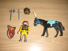 Playmobil LOTE MEDIEVAL CABALLERO