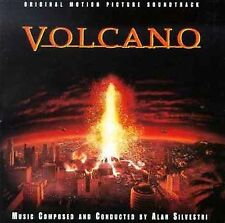Volcano by Alan Silvestri (CD, Apr-1997, VarŠse Sarabande (USA))