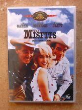 DVD THE MISFITS - Clark GABLE / Marilyn MONROE / Montgomery CLIFT - NEUF