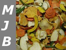 100g Gemüse-Chips Apfel Kartoffel Melone Karotte Bohnen Pfirsich Gemüsechips