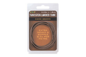 ESP Tungsten Loaded Tube Camo Brown