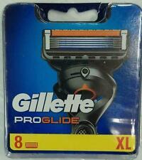Gillette ProGlide 8 XL Razor Blades 8 Pack Brand New Genuine