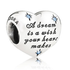 Pandora Disney Cinderella Dream Charm Genuine 925 Sterling Silver
