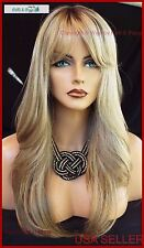 McKenzie  MONOPART WIG BY ENVY *COLOR SPARKLING CHAMPAGNE NEW AUTHENTIC