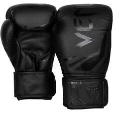 Venum Challenger 3.0 Entrenamiento Guantes De Boxeo-Negro/Negro