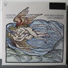 LEONARD COHENNew Skin For The Old Ceremony' Audiophile 180g Vinyl LP NEW/SEALED