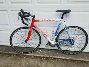 Cannondale Red, White and Blue Stars and Stripes CAAD 5 Racing Bike