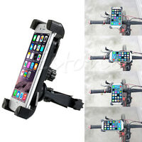 Universal Motorcycle Bike Bicycle MTB Handlebar Mount Holder For Cell Phone GPS@