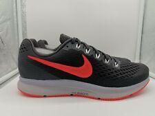 Nike Air Zoom Pegasus 34 Reino Unido 7.5 trueno gris brillante carmesí 880555-011