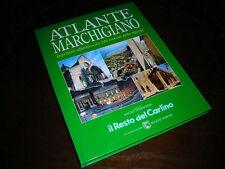 ATLANTE MARCHIGIANO REPERTORIO ALFABETICO DEI 246 COMUNI REGIONALI-TEDESCHINI