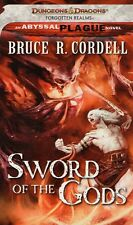 Dungeons & Dragons-Sword of the Gods-The Abyssal Plague Novel-New-very rare